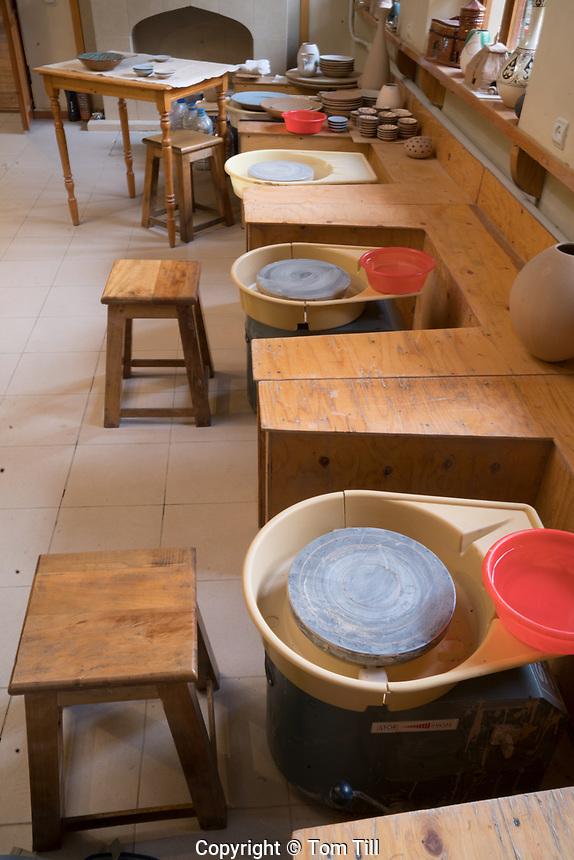 Akbar Rakhimov Pottery School, Tashkent, Uzbekistan