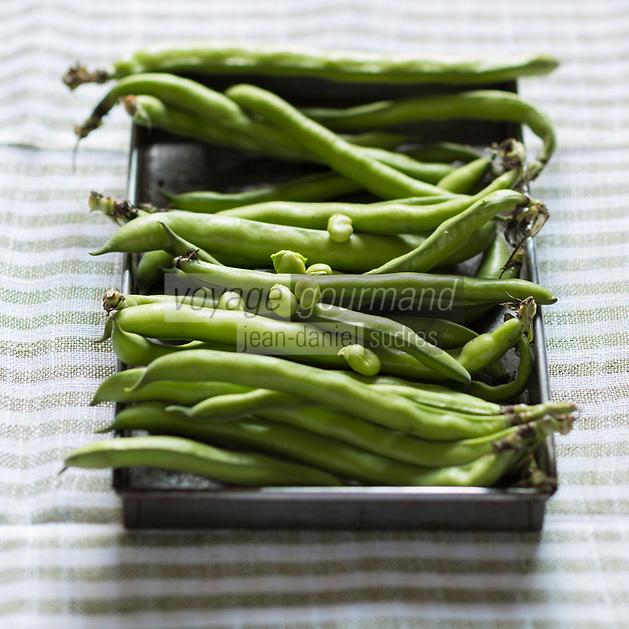 Gastronomie Générale: Fèves - Stylisme : Valérie LHOMME // Gastronomy:  Beans   (food stylist Valerie LHOMME)