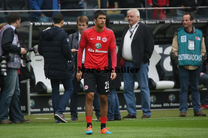 Slobodan Medojevic (Eintracht) - Eintracht Frankfurt vs. VfB Stuttgart, Commerzbank Arena
