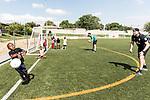 08.01.2019, AMANDLA Save Hub, Johannesburg, RSA, TL Werder Bremen Johannesburg Tag 06 - Besuch des AMANDLA Save Hub<br /> <br /> im Bild / picture shows <br /> <br /> Christian Vander (Torwart-Trainer SV Werder Bremen)<br /> <br /> <br /> **** Attention *** **** Attention *** <br /> <br /> Only be used for the purpose of documenting the Safe-Hub visit on 08 January 2019<br /> <br /> Foto © nordphoto / Kokenge