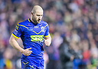 Picture by Allan McKenzie/SWpix.com - 09/03/2018 - Rugby League - Betfred Super League - Warrington Wolves v St Helens - Halliwell Jones Stadium, Warrington, England - Mitch Brown.