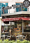 Singapore Coffee Bean Cafe - The Coffee Bean & Tea Leaf Cafe in Orchard Road, Singapore