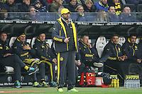 Trainer Juergen Klopp (BVB) - Eintracht Frankfurt vs. Borussia Dortmund, Commerzbank Arena