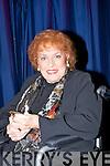 Head and Shoulders of Maureen O'Hara.............