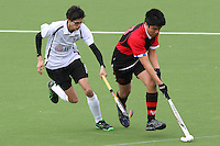 Havering HC 2nd XI vs Wapping HC 2nd XI 14-02-15