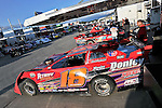 May 26, 2011; 7:30:40 PM; Wheatland, Mo., USA; The  Lucas Oil Late Model Dirt Series running the 19th Annual Dart Show-Me 100 event at the Lucas Oil Speedway.  Mandatory Credit: (thesportswire.net)