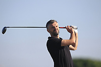 Mark O'Rourke (Royal Tara) on the 2nd tee during Round 2 of the East of Ireland Amateur Open Championship 2018 at Co. Louth Golf Club, Baltray, Co. Louth on Sunday 3rd June 2018.<br /> Picture:  Thos Caffrey / Golffile<br /> <br /> All photo usage must carry mandatory copyright credit (&copy; Golffile | Thos Caffrey)