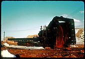 Engine on side.<br /> D&amp;RGW
