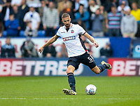 Bolton Wanderers' Mark Beevers <br /> <br /> Photographer Andrew Kearns/CameraSport<br /> <br /> The EFL Sky Bet Championship - Bolton Wanderers v Leeds United - Sunday 6th August 2017 - Macron Stadium - Bolton<br /> <br /> World Copyright &copy; 2017 CameraSport. All rights reserved. 43 Linden Ave. Countesthorpe. Leicester. England. LE8 5PG - Tel: +44 (0) 116 277 4147 - admin@camerasport.com - www.camerasport.com