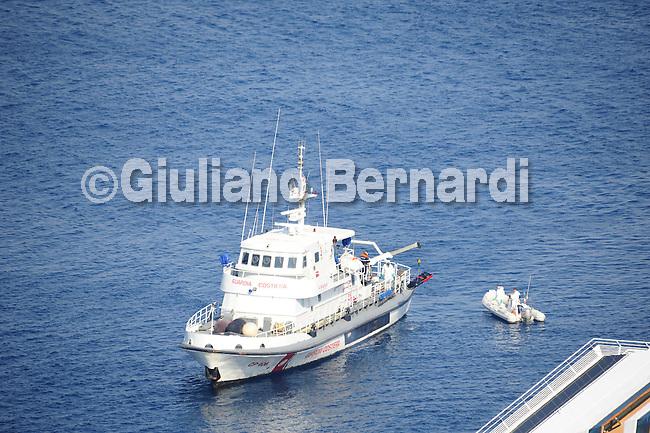 Costa Concordia the tragedy
