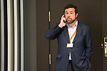 Secretary of the parliamentary group in the Spanish parliament Miguel Gutierrez before the General Council of Ciudadanos. July 29, 2019. (ALTERPHOTOS/Francis González)