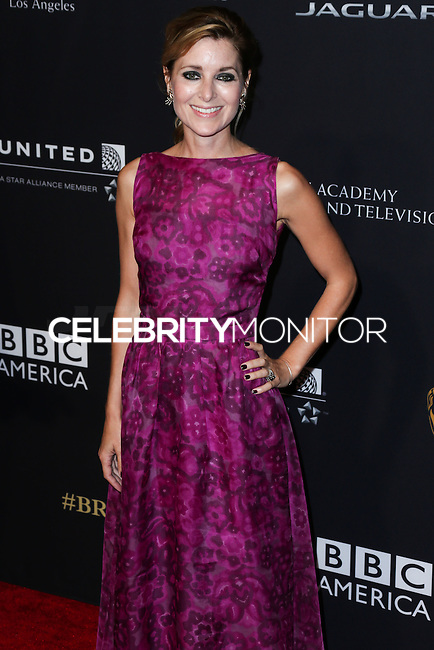 BEVERLY HILLS, CA, USA - OCTOBER 30: Rosie Fellner arrives at the 2014 BAFTA Los Angeles Jaguar Britannia Awards Presented By BBC America And United Airlines held at The Beverly Hilton Hotel on October 30, 2014 in Beverly Hills, California, United States. (Photo by Xavier Collin/Celebrity Monitor)