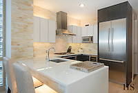 Kitchen at 247 West 46th Street