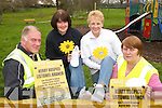 WALKING TALL: Members of the Listowel Branch of the Kerry Hospice Foundation who are organising a Hospice Walk on Good Friday morning..L/r. John Croghan, Eileen Sheehy, Julie Gleeson and Kay Howard.