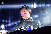 Sep 24, 2015: HUDSON MOHAWKE - Apple Music Festival - Roundhouse London
