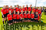 Cillard camogie team, winners of the A Feile Final at the Camogie Feile Finals in Abbeydorney on Sunday.