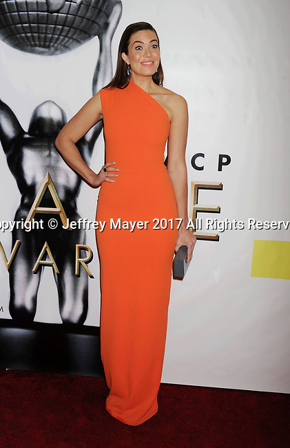 PASADENA, CA - FEBRUARY 11: Actress-singer Mandy Moore arrives at the 48th NAACP Image Awards at Pasadena Civic Auditorium on February 11, 2017 in Pasadena, California.