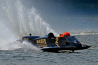 #2          (Outboard Hydroplanes)