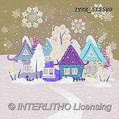 Isabella, CHRISTMAS LANDSCAPES, WEIHNACHTEN WINTERLANDSCHAFTEN, NAVIDAD PAISAJES DE INVIERNO, paintings+++++,ITKE512580,#xl#