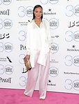 Selita Ebanks<br /> <br /> <br /> <br />  attends 2015 Film Independent Spirit Awards held at Santa Monica Beach in Santa Monica, California on February 21,2015                                                                               &copy; 2015Hollywood Press Agency