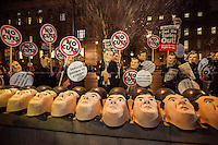 "02.12.2014 - The People's Assembly: ""Austerity Has Failed - Sack George Osborne"" Demo"