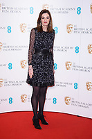 Amanda Berry<br /> at the photocall for BAFTA Film Awards 2018 nominations announcement, London<br /> <br /> <br /> &copy;Ash Knotek  D3367  09/01/2018