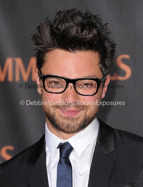Dominic Cooper attends the Relativity World Premiere of Immortals held at The Nokia Theater Live in Los Angeles, California on November 07,2011                                                                               © 2011 DVS / Hollywood Press Agency