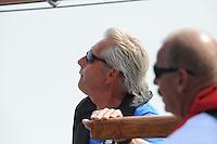 SKUTSJESILEN: HEEG: Hegemer Mar, 14-08-2012, IFKS skûtsjesilen, A-klasse, skûtsje Lytse Lies, schipper Tony Brundel, ©foto Martin de Jong