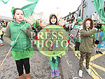 St. Patrick's Day parade Drogheda 2018. Photo:Colin Bell/pressphotos.ie