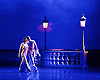 Matthew Bourne's <br /> The Red Shoes <br /> at Sadler's Wells, London, Great Britain <br /> press photocall <br /> 9th December 2016 <br /> <br /> Monte Carlo duets :<br /> <br /> <br /> Ashley Shaw as Vicky and Dominic North as Julian <br /> <br /> <br /> <br /> Photograph by Elliott Franks <br /> Image licensed to Elliott Franks Photography Services