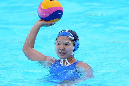 Yuri Kazama (JPN), <br /> JULY 28, 2015 - Water Polo :<br /> 16th FINA World Championships Kazan 2015<br /> Men's Preliminary Round<br /> match between Brazil 11-8 Japan<br /> at Water Polo Arena in Kazan, Russia.<br /> (Photo by Yohei Osada/AFLO SPORT)