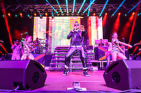 Dancehall Legende Sean Paul  in der Swiss Life Hall Hannover am 16.May 2014. Foto: Rüdiger Knuth