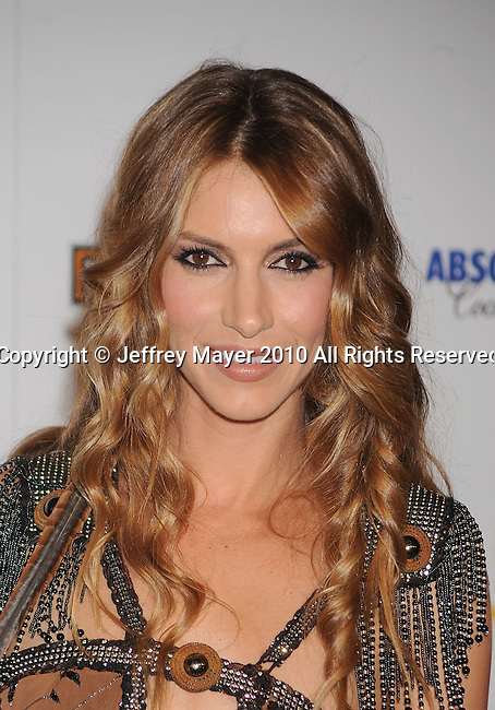 LOS ANGELES, CA. - May 19: Dawn Olivieri arrives at the 11th Annual MAXIM HOT 100 Party at Paramount Studios on May 19, 2010 in Los Angeles, California.