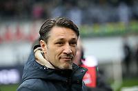 13.01.2018, Commerzbank - Arena, Frankfurt, GER, 1.FBL, Eintracht Frankfurt vs SC Freiburg<br /> , <br />Trainer Niko Kovac (Frankfurt) *** Local Caption *** © pixathlon<br /> Contact: +49-40-22 63 02 60 , info@pixathlon.de