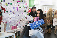 A Bad Moms Christmas (2017) <br /> Mila Kunis<br /> *Filmstill - Editorial Use Only*<br /> CAP/KFS<br /> Image supplied by Capital Pictures