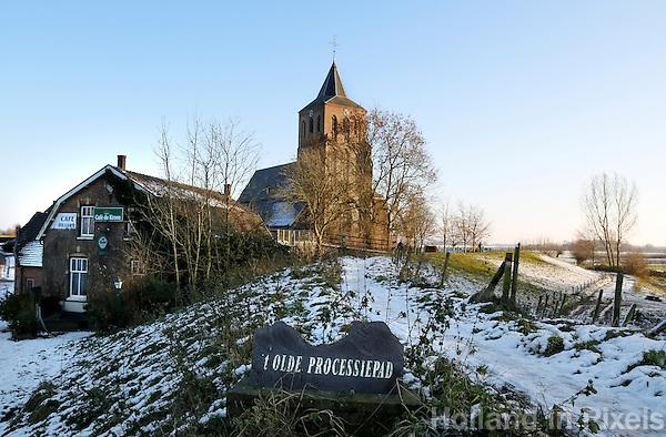 Oud Zevenaar - Sint Martinuskerk en 't Olde Processiepad