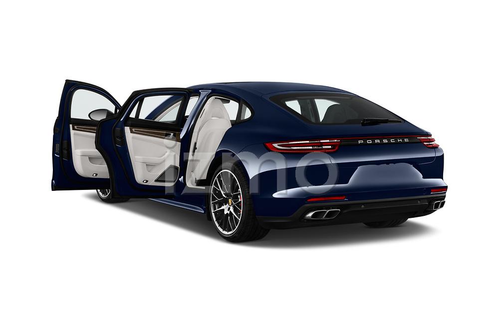 Car images of 2017 Porsche Panamera Turbo 5 Door Hatchback Doors