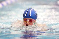 Picture by Richard Blaxall/SWpix.com - 14/04/2018 - Swimming - EFDS National Junior Para Swimming Champs - The Quays, Southampton, England - Georgia Howell of Littlehampton during the Women's Open 100m Breaststroke