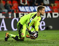 Torwart Tomas Vaclik (Tschechische Republik) - 01.09.2017: Tschechische Republik vs. Deutschland, Eden Arena