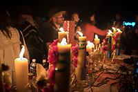 Mezcal Amor party in Mitla, Oaxaca