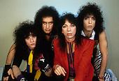 1983: KISS - Photosession