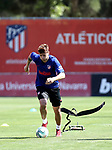 Atletico de Madrid's Alvaro Morata during training session. May 23,2020.(ALTERPHOTOS/Atletico de Madrid/Pool)