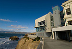 California: San Francisco. Cliff House Restaurant at Ocean Beach. Photo copyright Lee Foster. Photo #: 25-casanf75857