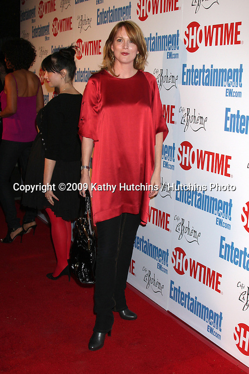 "Laurel Holloman  arriving at the ""The L Word"" Final Season Premiere at Cafe LaBoheme in West Hollywood, CA  on.March 3, 2009.©2009 Kathy Hutchins / Hutchins Photo...                ."