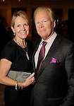 Belinda and Corky Hillhouse at the Touchdown for TEACH gala at the River Oaks Country Club Tuesday Nov. 10, 2015.(Dave Rossman photo)