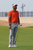 Joost Luiten (NED) on the 9th during Round 4 of the Saudi International at the Royal Greens Golf and Country Club, King Abdullah Economic City, Saudi Arabia. 02/02/2020<br /> Picture: Golffile | Thos Caffrey<br /> <br /> <br /> All photo usage must carry mandatory copyright credit (© Golffile | Thos Caffrey)