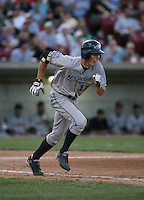 Deik Scram of the West Michigan Whitecaps during the Midwest League All-Star game.  Photo by:  Mike Janes/Four Seam Images