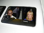 PEMBROKE PINES, FL - NOVEMBER 18: Flight instructor Brian Gascoine and Dr. Jill Biden, wife of Vice President Joe Biden, sit in a flight simulator during her visits to Broward College Aviation Institute and addresses a group of educators to discuss the recent selection of Broward College to lead a $24.5 million grant to twelve schools in seven states focused on training workers for careers in supply chain management on November 18, 2013 in Pembroke Pines, Florida. (Photo by Johnny Louis/jlnphotography.com)