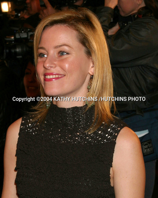 "©2004 KATHY HUTCHINS /HUTCHINS PHOTO.PREMIERE OF ""LOVE SONG FOR BOBBY LONG"" .WESTWOOD, CA.DECEMBER 13, 2004..ELIZABETH BANKS"