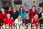 Admission Staff from  Bon Secours Hospital Tralee Christmas party at Bella Bia on Friday